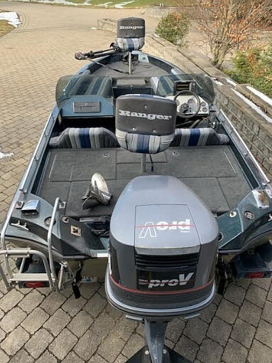 Ranger Boats Apache 375V, 375V, for sale - $16,250