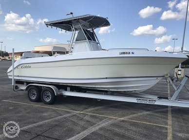 Cobia 235CC, 235, for sale - $38,800