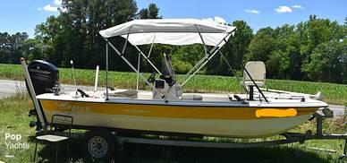Mako 17 Pro skiff, 17, for sale - $14,000