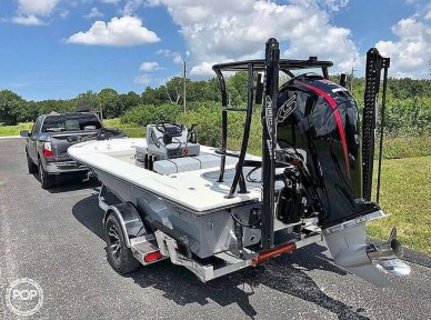 2019 Beavertail Skiffs Vengeance 18 - #9