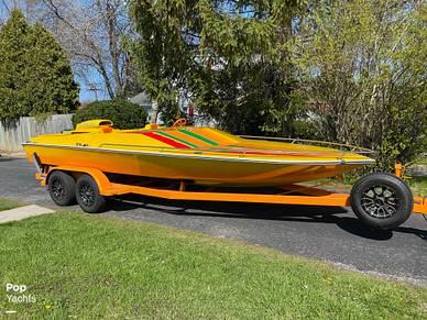 Eliminator Day Cruiser, 21', for sale in Nevada - $55,000