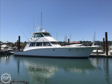 Hatteras 60 Convertible, 60, for sale - $389,000