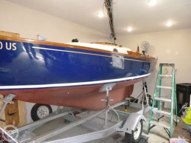 Cape Dory Typhoon 18 Weekender, 18, for sale - $16,750