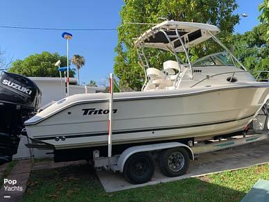 Triton 2690, 2690, for sale - $69,000