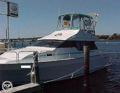 Mainship 35 Mediterranean, 35, for sale in New Jersey - $24,000