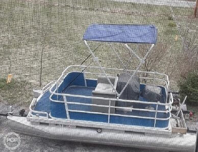 Harris 16, 16, for sale - $12,900