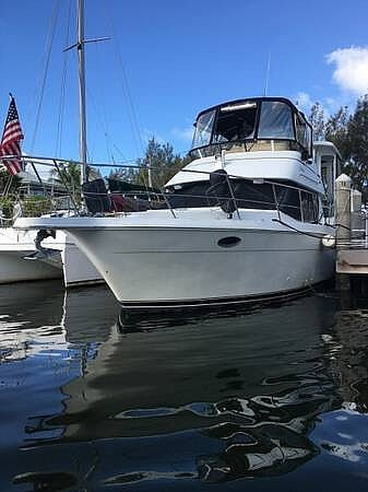 Carver 355 Aft Cabin, 355, for sale - $83,400