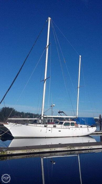 Seahawk Custom, 48', for sale - $50,000
