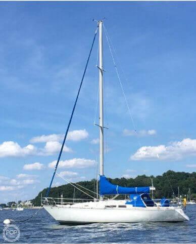 C & C Yachts 36, 36, for sale - $14,750