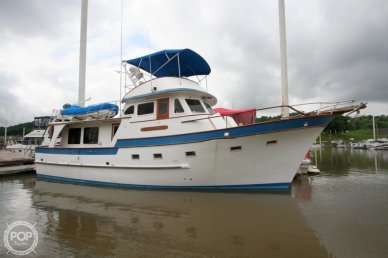 Defever 49 Pilothouse, 49, for sale in Kentucky - $195,000