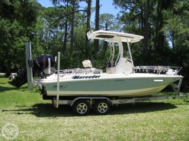 Boston Whaler 210 Dauntless, 210, for sale - $89,995