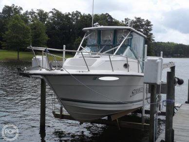 Sportcraft Fishmaster, 25', for sale - $18,000