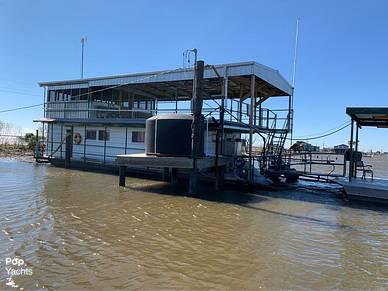 Custom 60' Houseboat, 60', for sale - $130,000
