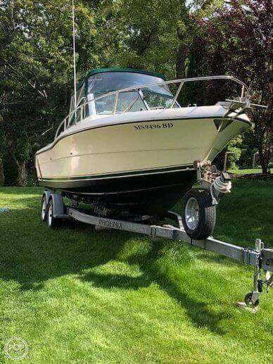 Pursuit 2460 Denali, 2460, for sale in Massachusetts - $35,000