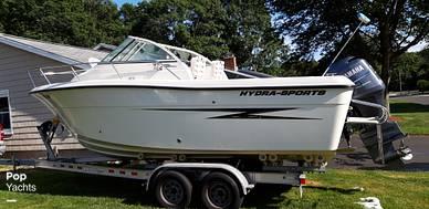 Hydra-Sports 2000 WA, 2000, for sale - $41,700
