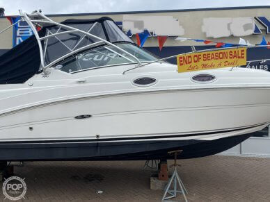 Sea Ray 270 Amberjack, 270, for sale - $40,900