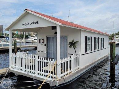 Catamaran 42x12 Aqua Lodge, 42', for sale - $100,000