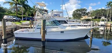 Topaz 37 Sportfisherman, 37, for sale - $88,800