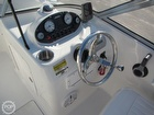 Beverage Holders, Fish Finder, Helm, Steering Wheel, Throttle/shift: Mech