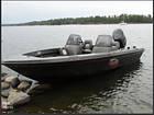 2008 Tuffy Boats 1890 Esox Deep V DS - #3