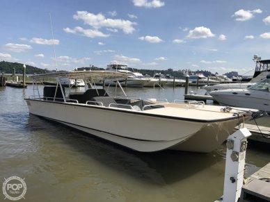 Custom 36 Diesel Deck/Party Boat, 36, for sale - $149,000