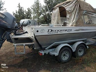 2004 Duckworth Pacific Navigator 195 - #3