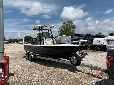 Sea Pro 228 DLX BAY, 228, for sale - $77,800