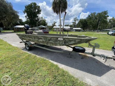 Tracker 1754SC Grizzly, 1754, for sale - $15,000