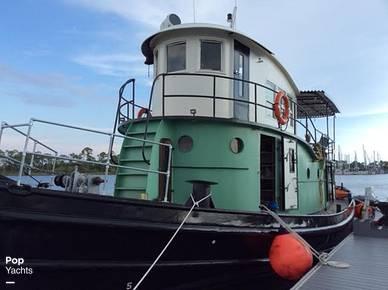 Arnold Walker 59 Bow Tug, 59, for sale - $300,000