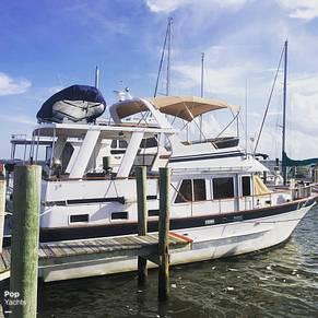 Marine Trader Sundeck, 39', for sale - $94,500