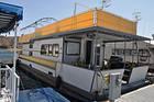 1976 Kayot 46' Steel Pontoon Houseboat - #3