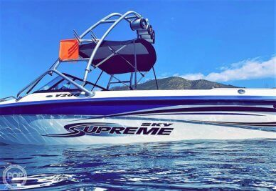 Supreme V208, 208, for sale in California - $25,800