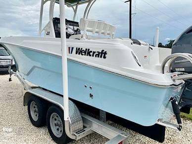 Wellcraft 222 Fisherman, 222, for sale in Alabama - $73,000
