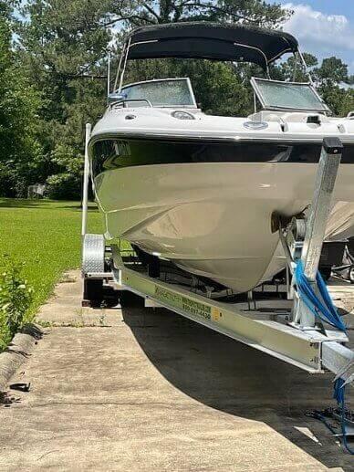 Crownline 262 ex, 262, for sale in Mississippi - $32,250
