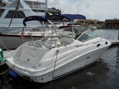 Sea Ray 240 Sundancer with Trailer, 24', for sale - $41,000