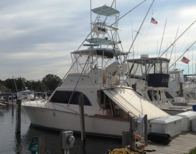 Pace 40 Custom Sport Fisherman, 40', for sale - $110,000