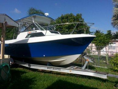 Aquasport 24 EF DLX, 24', for sale - $17,500