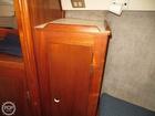 Hanging Locker In V-berth