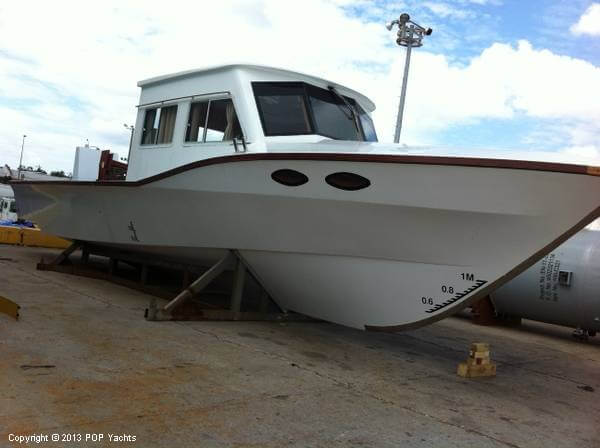 YH Ships 55 Dive or Utility Boat, 54', for sale - $155,000