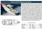 2003 Pursuit 3070 Express - #3