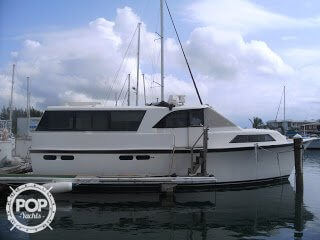 Ocean Yachts 48 Motoryacht, 48', for sale - $47,000