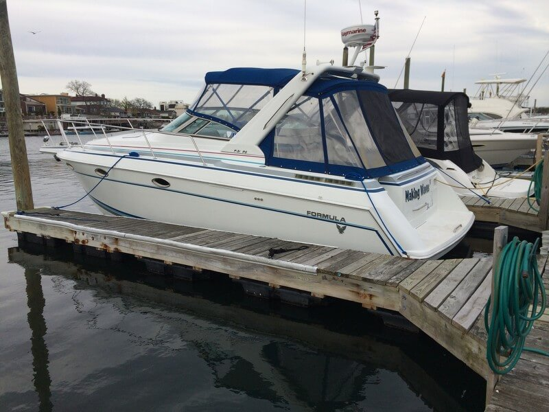Formula 31 PC, 34', for sale - $25,000