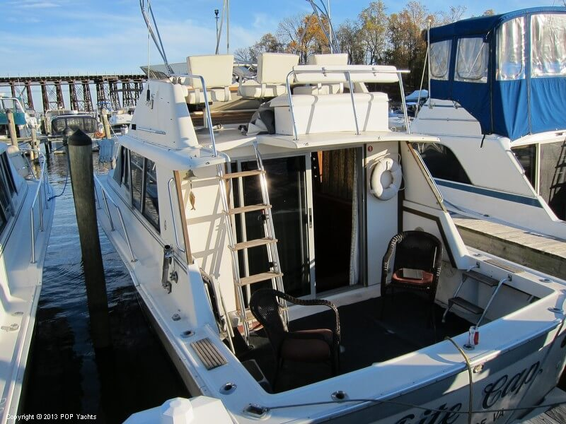 Silverton 34 Convertible, 37', for sale - $13,000