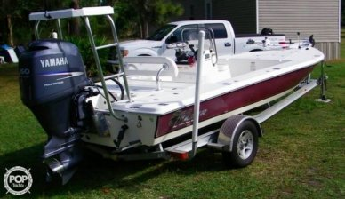 2010 Carolina Skiff Sea Chaser 200 Flats - #3