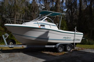 Key Largo 22 Walkaround, 21', for sale - $19,000