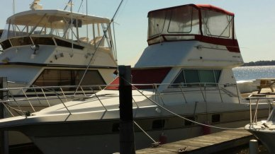 Cruisers Esprit 3380, 34', for sale - $19,000