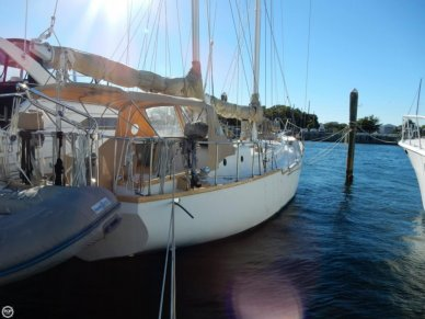 Custom 46 Sampson Design, Howard K. Knox Builder, 55', for sale - $65,400