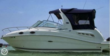 Sea Ray 260 Sundancer, 28', for sale - $58,200