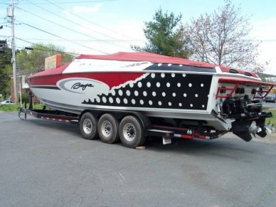Baja 36 Outlaw, 36', for sale - $50,000