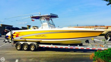 Donzi 35 ZF, 34', for sale - $69,999